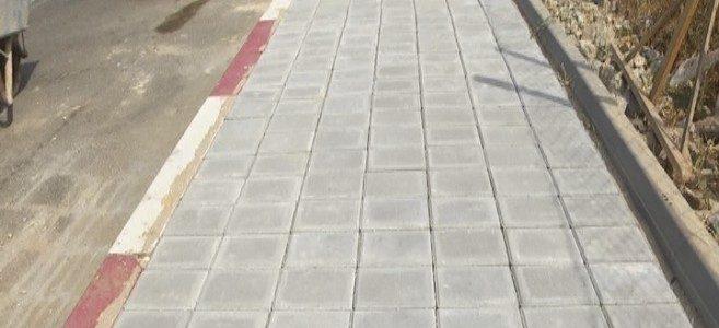 (VIDEO) La Năvodari au demarat lucrări de reabilitare a unor străzi și alei pietonale