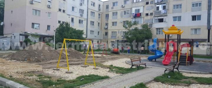 Modernizare parc zona Est (galerie foto)